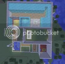 Minecraft Hotel Interior Design