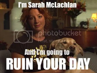 sarah mclachlan commercials Pictures, Images and Photos