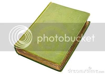 Libro verde viejo