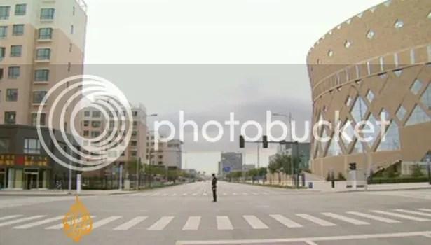 La nueva ciudad de Ordos, con casi cero habitantes