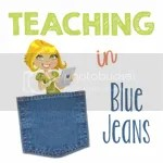 grab button for Teaching in Blue Jeans