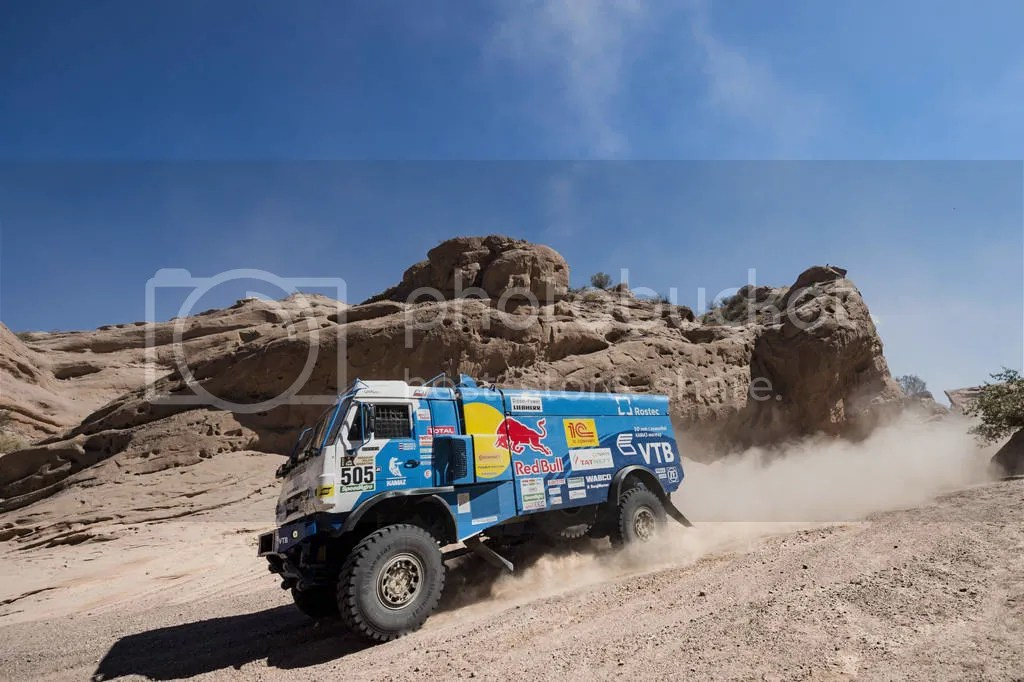 Run Ride Dive Dakar Motorsport