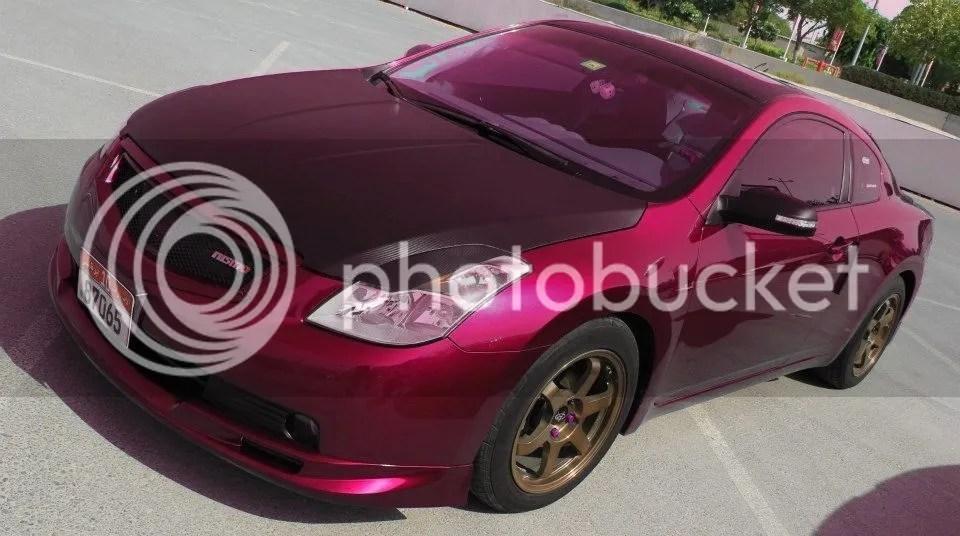 2013 Altima Coupe Colors