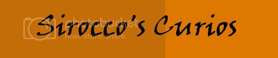 Sirocco's Curios