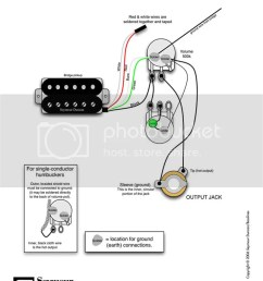 wiring a gfs humbucker need detailed instruction harmony wiring pickup wiring harmony central [ 809 x 1023 Pixel ]