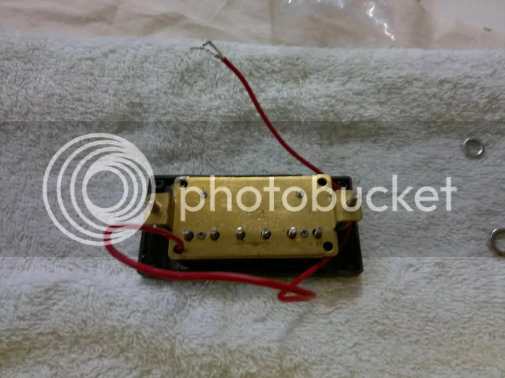 Carvin Pickup Wiring Diagrams