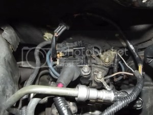 SMOKING!!! Glow Plug Controller wires after refit HELP