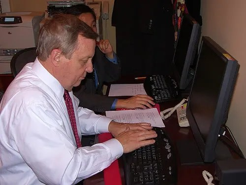 durbin blogging