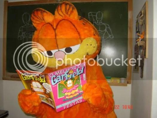 Fantasia de Garfield