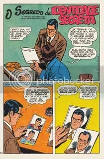 Super-Homem - Identidade Secreta Pag 01