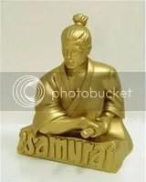 Troféu HQMix - Samurai