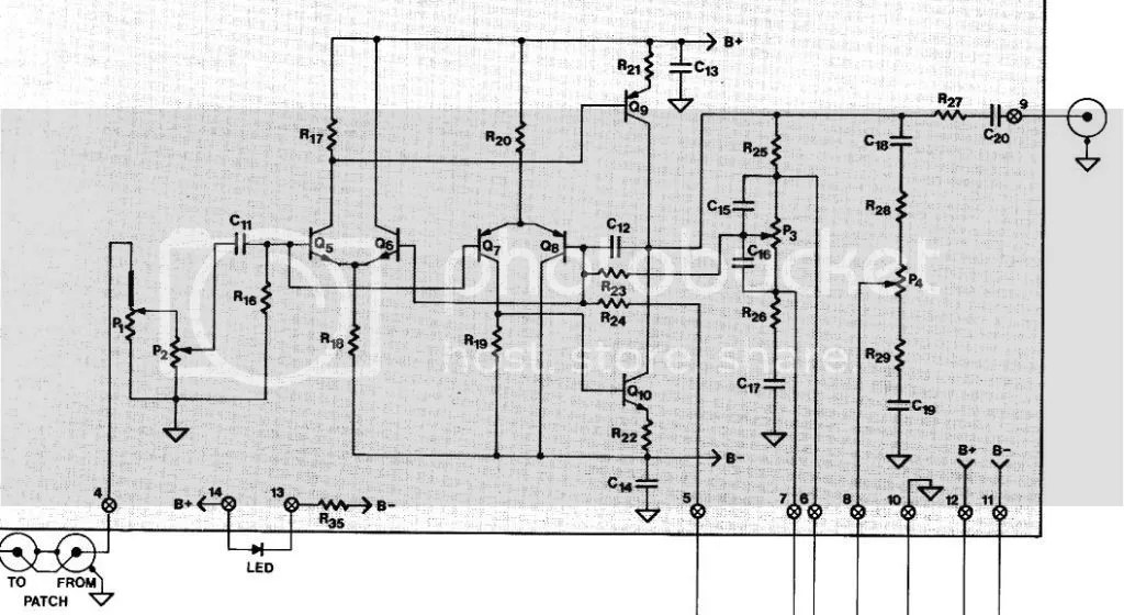 Transistor interchangeability. MPS-A-6523 and MPS-A-18