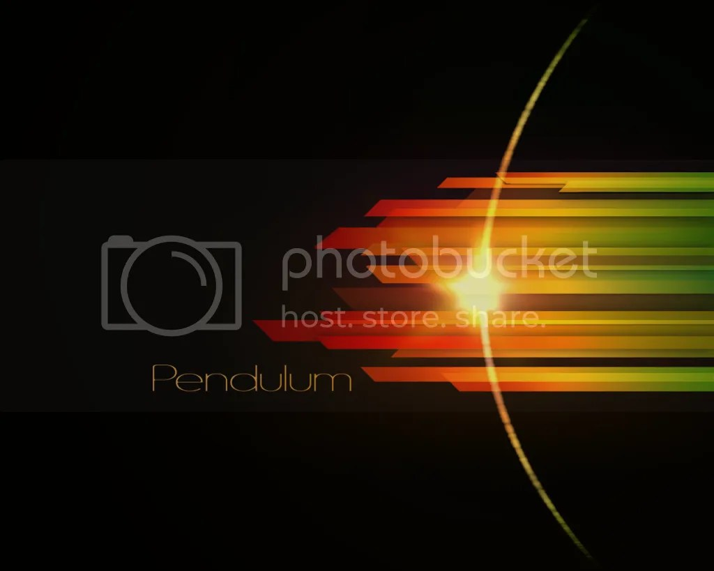 Pendulum photo:  PendulumWallpaper04.png
