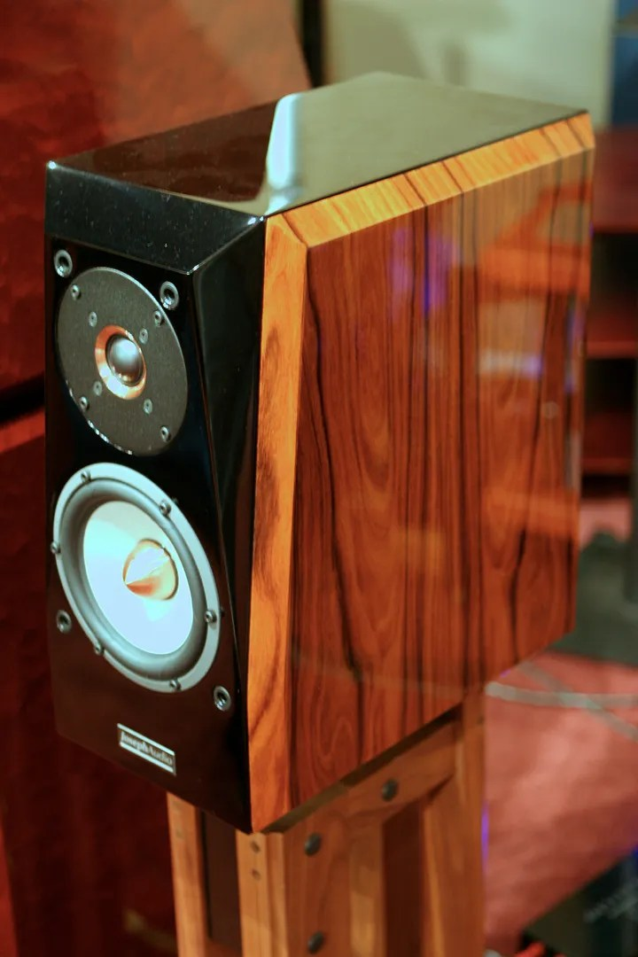 Part Time Audiophile Joseph Audio Pulsar Loudspeakers