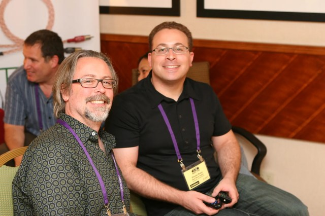 Michael Lavorgna of Audiostream and Vinnie Rossi of Red Wine Audio