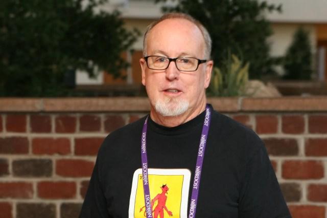 Dave Clark of PFO
