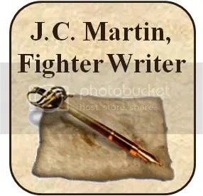 J.C. Martin, Fighter Writer