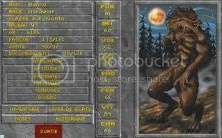 Daggerfall - Werewolf
