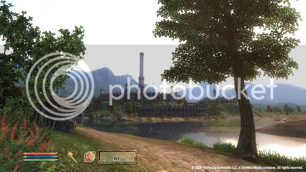 Oblivion - Imperial City