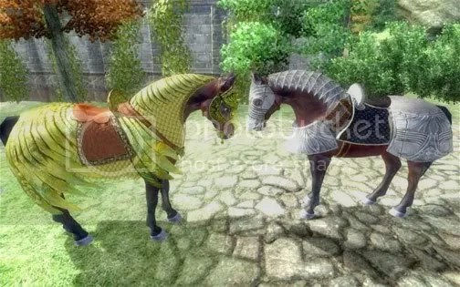 Oblivion - Horse Armor