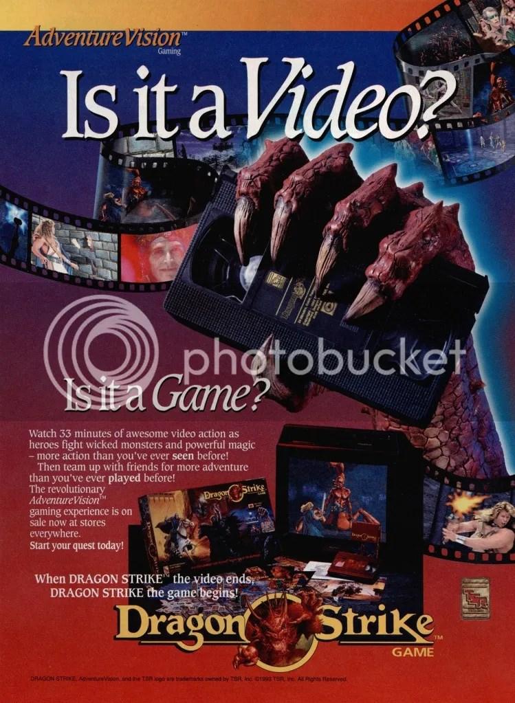 DragonStrike ad 1994