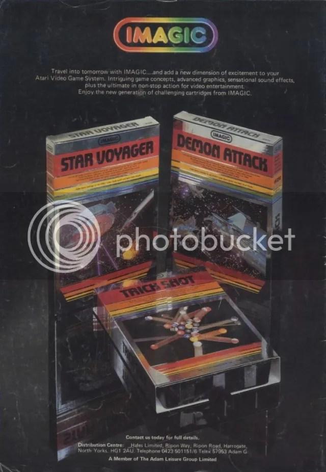 Imagic ad 1982