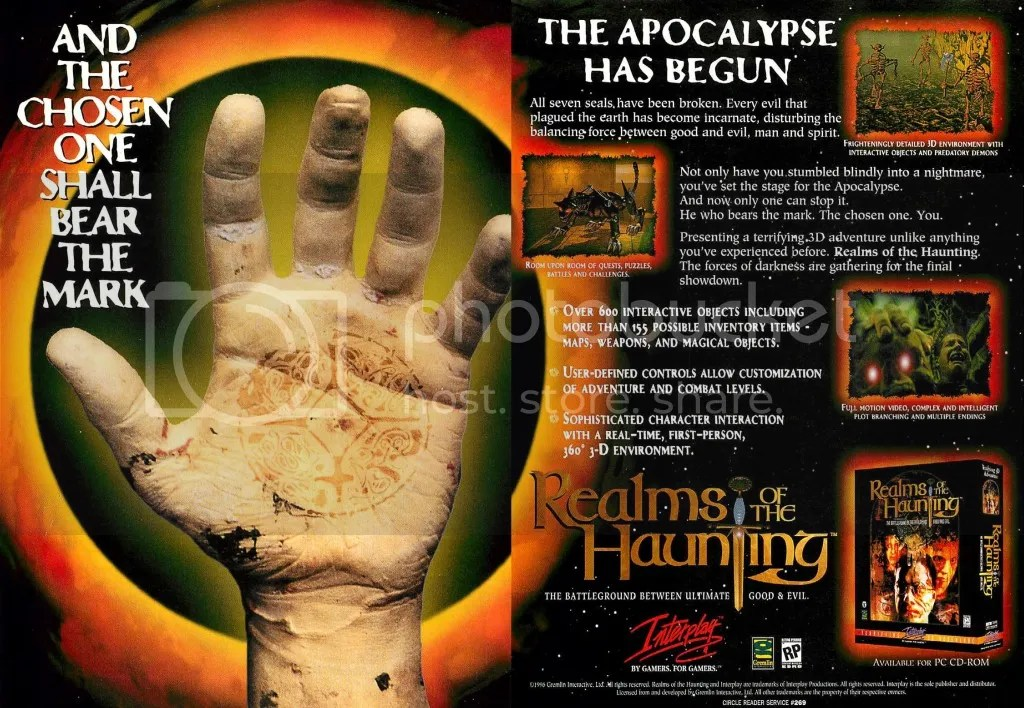 Realms of the Haunting 1997