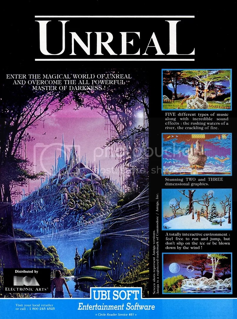1990 Unreal