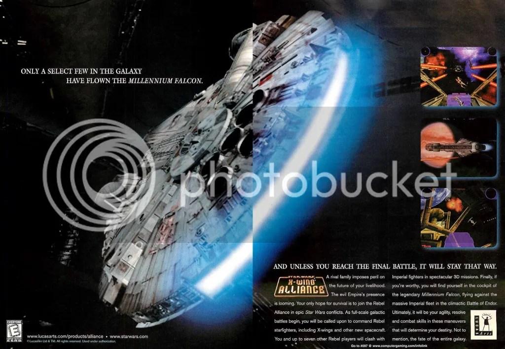 X-Wing Alliance 1999