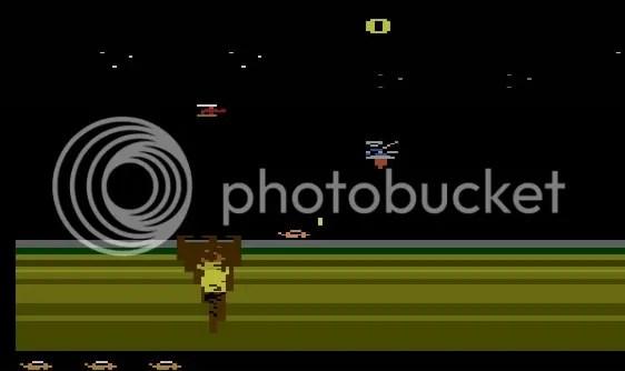 James Bond 007 on the Atari 2600