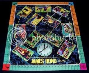 James Bond Secret Agent 007 Game