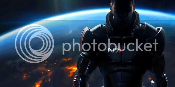 Mass Effect 3 Title