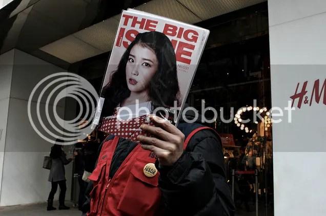 Street Photographer Arthur Quejadas II - Seoul Korea