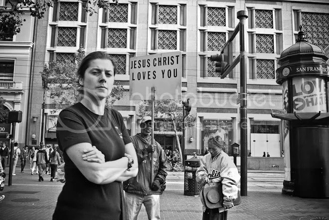 San Francisco Introduction to Street Phtography Workshop Pictures