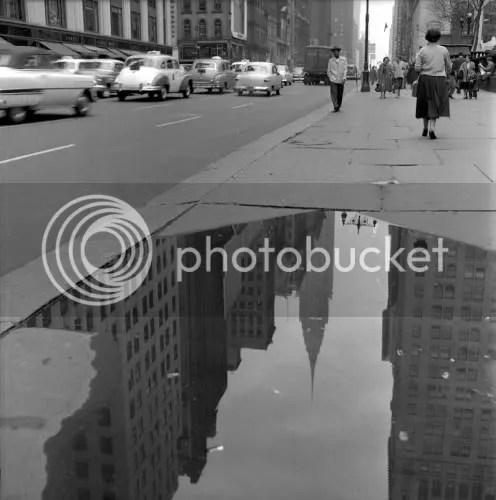 Frank Oscar Larson Street Photography NYC