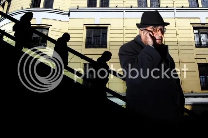 Christos Kapatos Street Photography