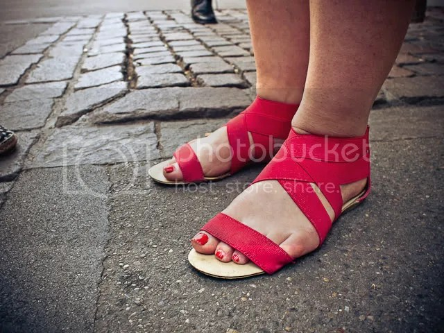 Shoes Street Photography by Eric Kim
