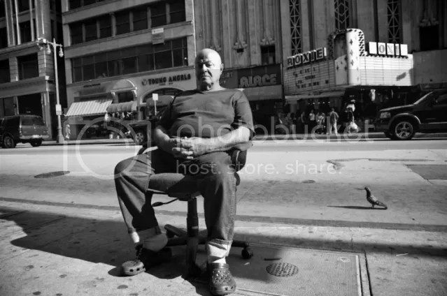 Dana Barsuhn Film Los Angeles Street Photography