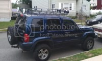 Custom Roof Rack - Jeep Liberty Forum - JeepKJ Country