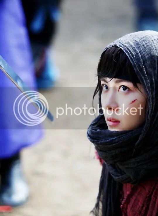 Ha Ji Wons Action Filled First Shoot For Empress Ki Dramabeans Korean Drama Recaps