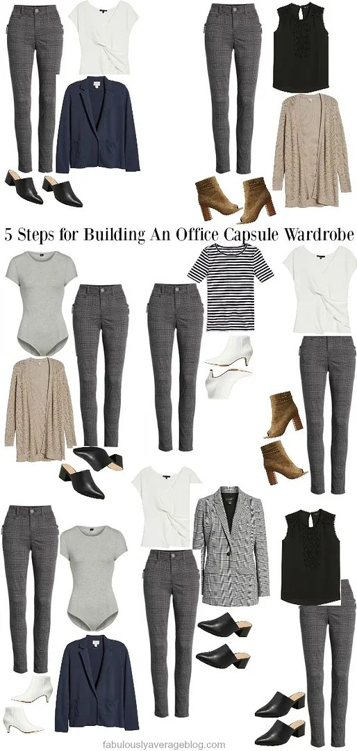 photo How to Build An Office Capsule Wardrobe - Checkered Pants_zpszph5k1kn.jpg