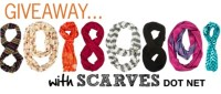 Fabulously Average, [Giveaway] Scarves Dot Net - CLOSED
