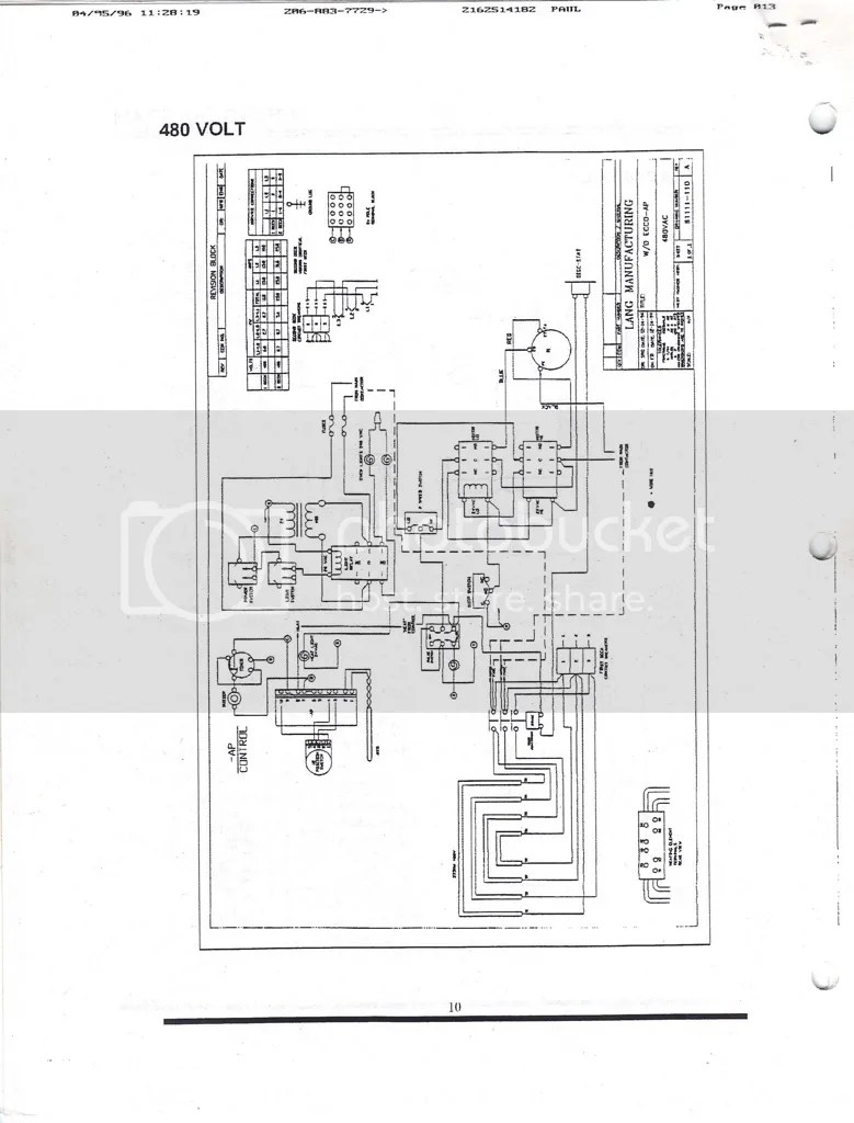 hight resolution of  archive the garage journal board temco phase heater wiring
