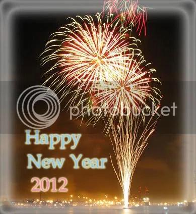 Selamat Tahun Baru 2012