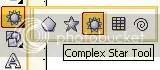 Complex Star Tool