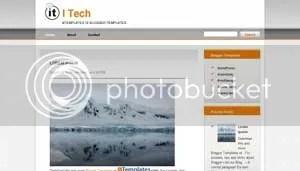 template keren blog 2012
