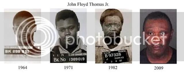 John Floyd Thomas JR