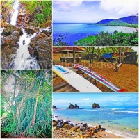 Baler, Aurora: Of Natural Wonders and Perfect Swells