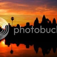 Siem Reap, Cambodia: Angkor Wat Sunrise and Angkor Thom