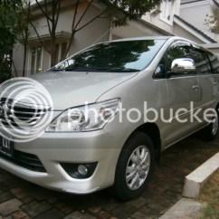 All New Kijang Innova Silver Sewa Mobil Grand Avanza Jogja Jual G Thn 2012 Tangerang Kaskus